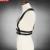 HOT Frete grátis 2016 nova moda verão mulheres de alta qualidade Gótico do punk retro personalidade maré modelos breasted duas cintas cinto