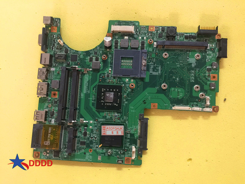 Original MS-16741 Mainboard For <font><b>MSI</b></font> <font><b>EX620</b></font> EX623 EX625 EX627 Laptop Motherboard fully tested AND working perfect image