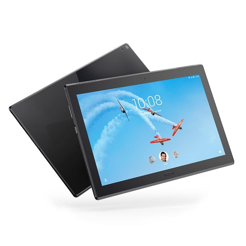 Original 10.1 polegada Lenovo Tab4 Plus TB-X704N 4G Chamada Tablet 4 GB 64 GB Android 7.1 Qualcomm Snapdragon 625 Comprimidos de Núcleo Octa PC