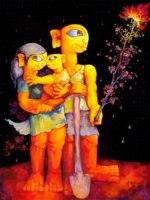 ГУ сруба ручная роспись китайский художник Ян Цзэминь работы дома 200X150 см настенные панно комнаты книги по искусству коллекция Arcylic