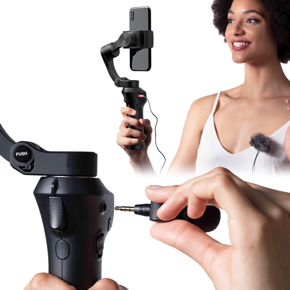 Snoppa Atom stabilizator portabil cu 3 axe, cu buzunar pliabil, - Camera și fotografia - Fotografie 4