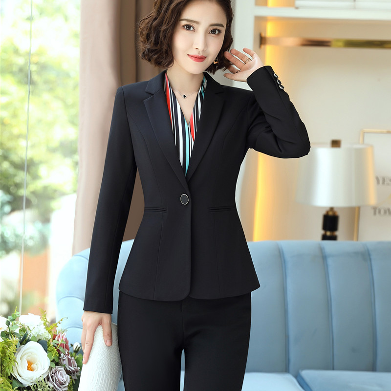 Womens sexy interview suits 11