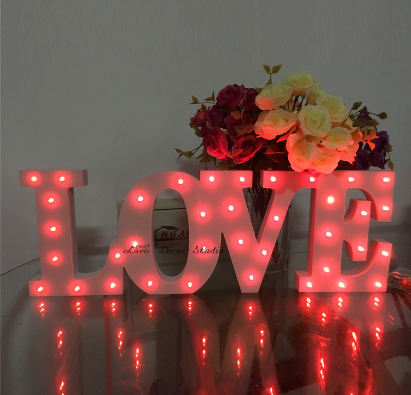 Luz Roja decorativa \