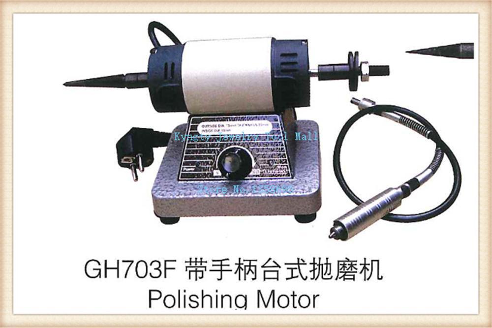 multi-use heavy duty power tool mini benchs grinder polisher with flexible shaft polishing machine