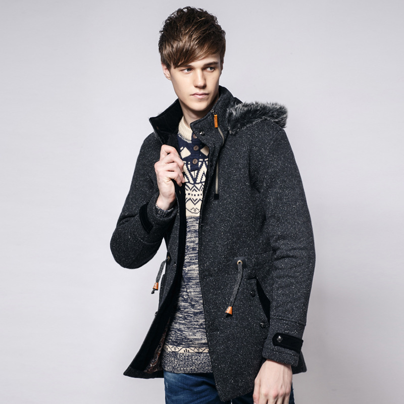 Collection Parka Jacket Men Pictures - Reikian