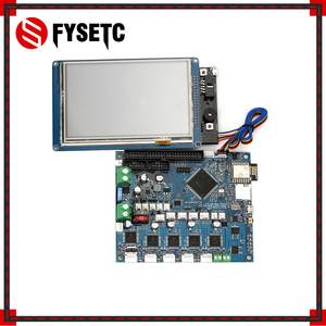 "Image 3 - Duet 2 Wifi V1.04 โคลน DuetWifi ขั้นสูง 32 Bit Electronics 4.3 ""5"" 7 ""PanelDue หน้าจอสัมผัสคอนโทรลเลอร์สำหรับ BLV MGN Cube"