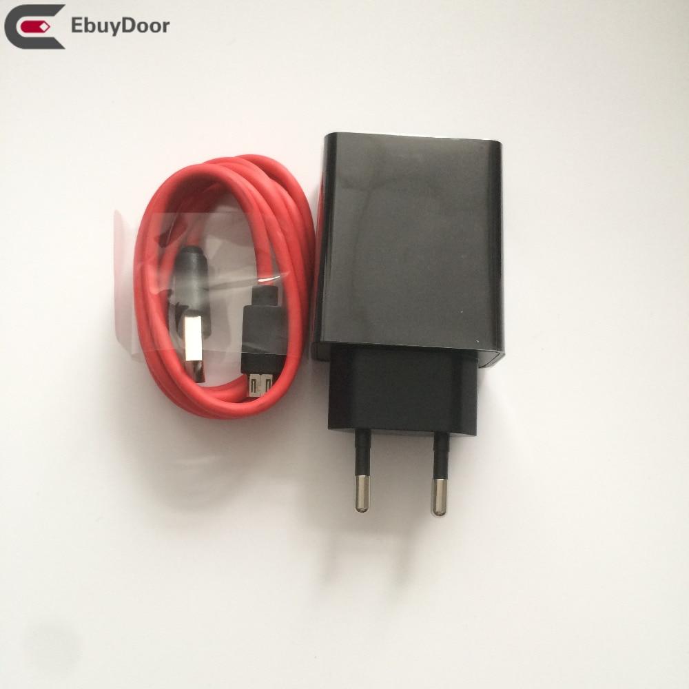 Nuevo cargador de Viaje + Cable USB línea para Ulefone Power 2 MTK6750T Octa Core 5,5 pulgadas 1920x1080 envío gratuito