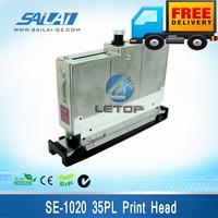 Бесплатная доставка! CrystalJet 7000 принтер для sek SPT 1020 35pl печатающая головка