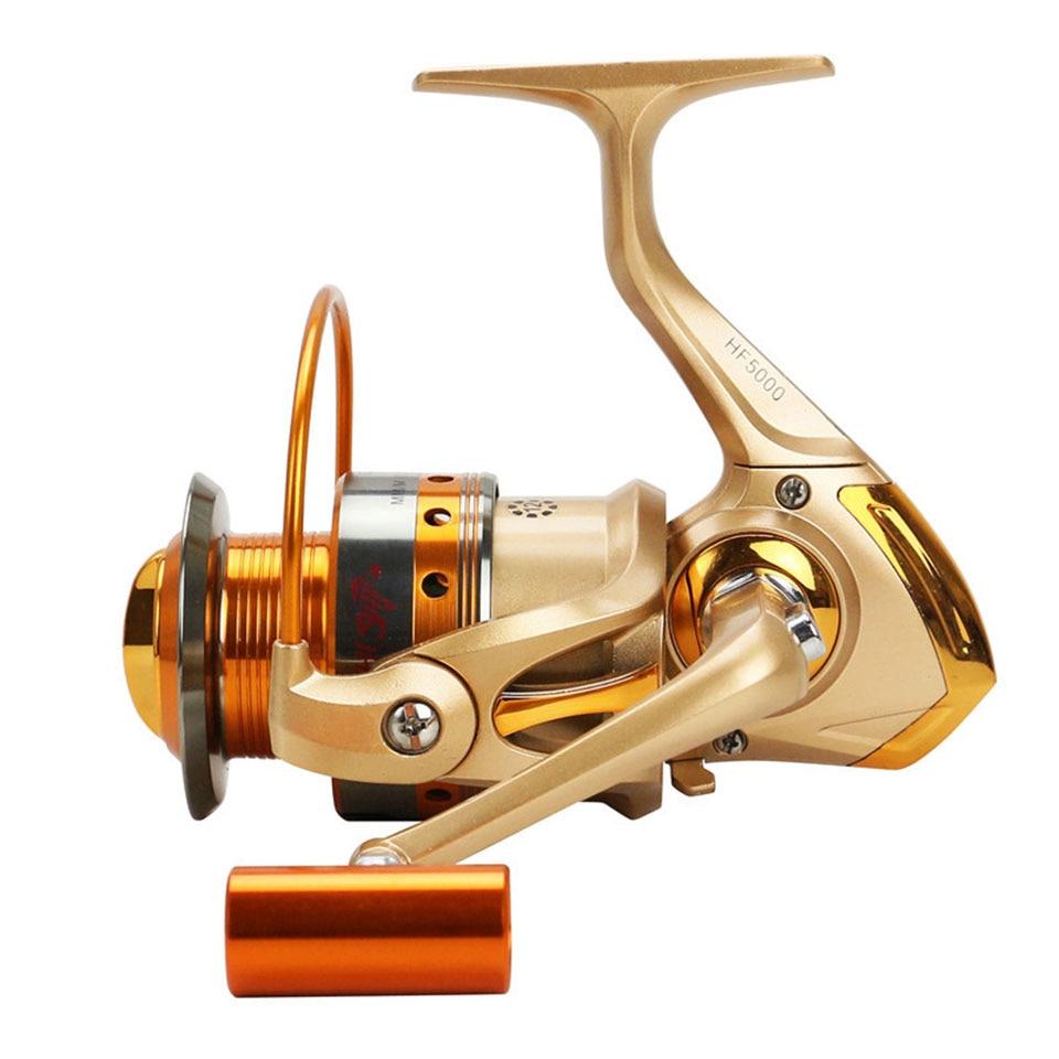 Novi kalem za pecanje s morskom vodom 12BB 500-9000 serija metalna - Ribarstvo - Foto 3