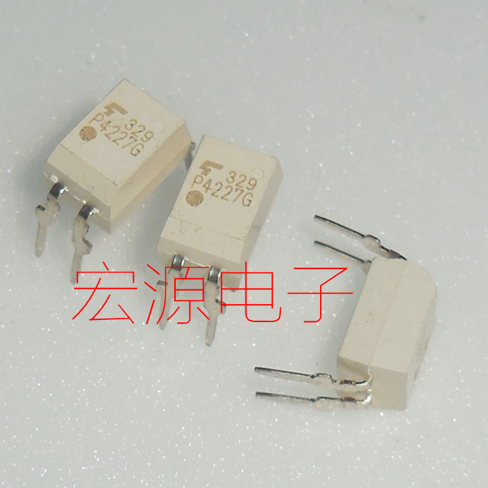 TLP4227G P4227G light coupled solid state relay photoelectric coupler normally closed type straight DIP - 4