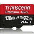 Brand new sealed Transcend 128 ГБ Карта Micro Sd Class 10 UHS-1 SDXC высокая Скорость до 60 МБ/с. TF Карты 128 ГБ Флэш-Карты Памяти