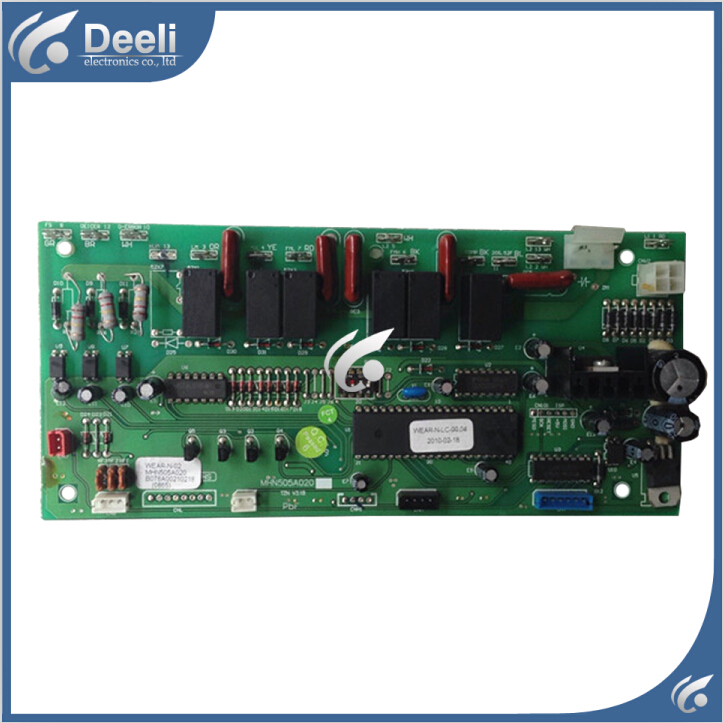 95% new good working for Mitsubishi air conditioning Computer board MHN505A020 control board 95% new good working