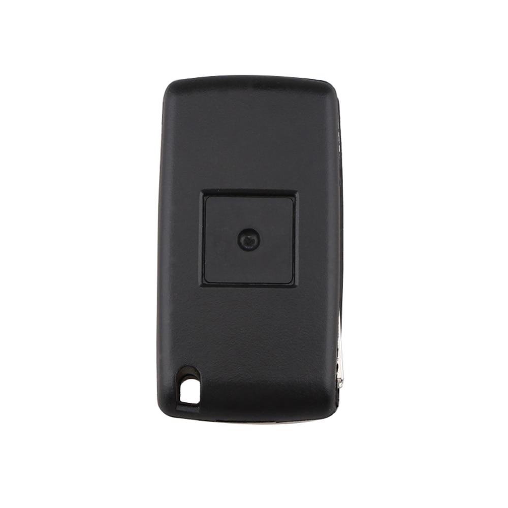 Stenzhorn 2Pcs*433MHz ASK signal Car Flip Remote Key For Peugeot 207 208 307 308 408 2005-2011 Partner CE0536 HU83 Middle Lamp