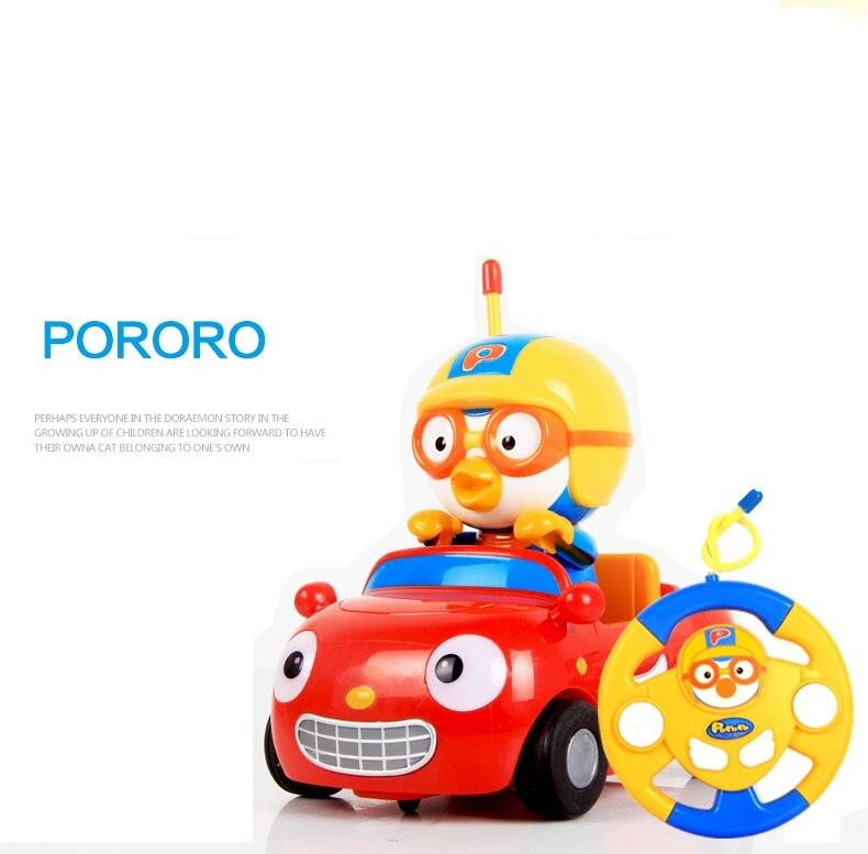 かわいいミニrcカーリモートコントロールカラフルな音楽ledライトラジオコントロール車モデルの贈り物男の子教育  グループ上の おもちゃ & ホビー からの ラジコンカー の中 1