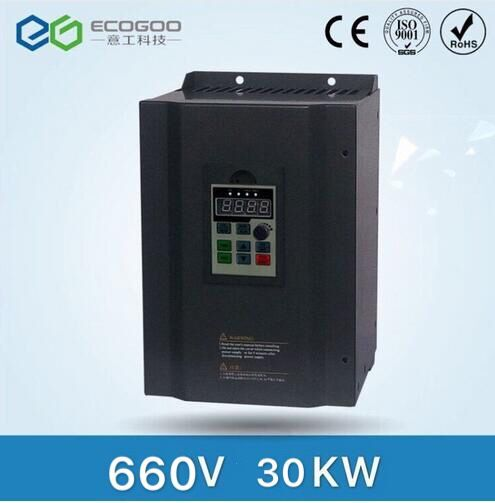 3 phase 660V 30KW Frequency inverter/frequency converter/ac drive/AC motor drive/speed control noritsu blue laser gun with driver pcb f type laser diode for qss 3201 3202 3203 3300 3301 3302 3311 3401 3501 lps 24pro