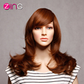 China Synthetic Wigs For Women Flaxen Long Wavy Cosplay Wig Pelucas Sinteticas Perruque Synthetic Women Pelucas Cosplay Wig