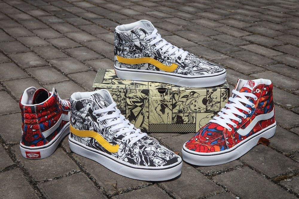 4f64abb6faef Detail Feedback Questions about Original VANS Vans New skool Men and Womens  Sneakers canvas shoes