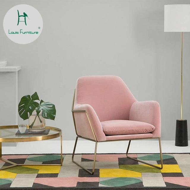Louis De Canapé Dboexc Minimaliste Nordique Chaise Mode Ins Moderne lF1JTKc