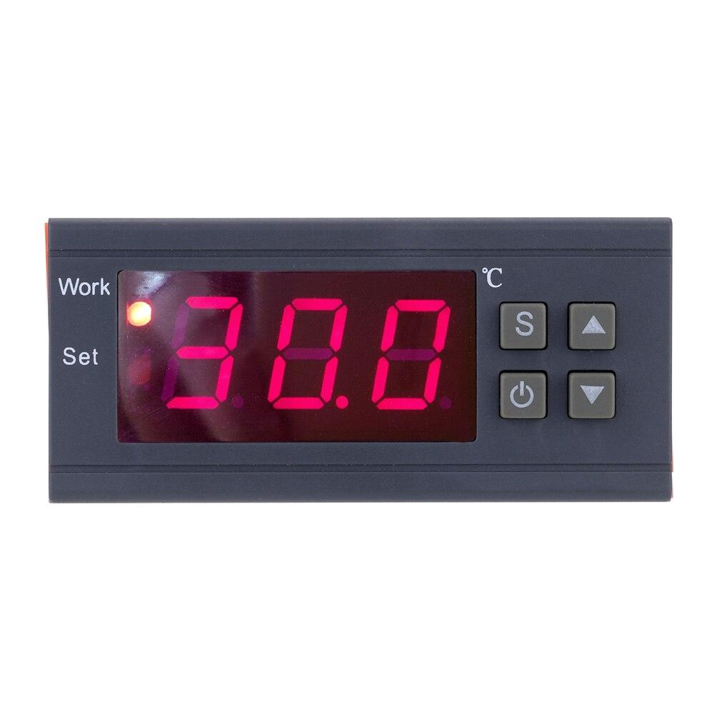 250v 10a digital thermometer thermoregulator for incubator temperature controller 50 110 celsius - Temperature frigo 10 degres ...