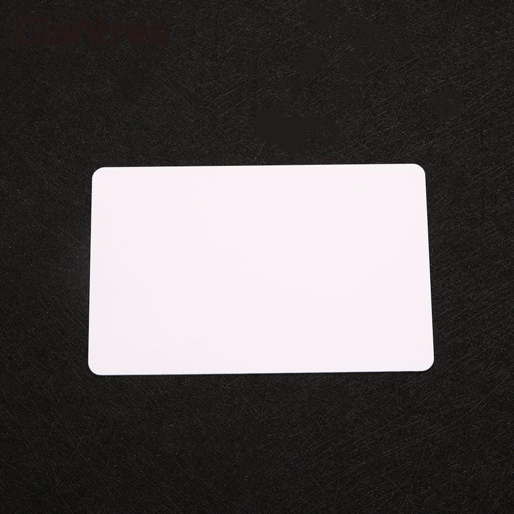 Giantree 10pcs Door Access Control Smart NFC Card Access Control System Room Home NFC Smart Card Tag PVC Write Cards winfeng 300pcs lot 3 part plastic pvc combo loyalty cards membership cards with3 small key tag card