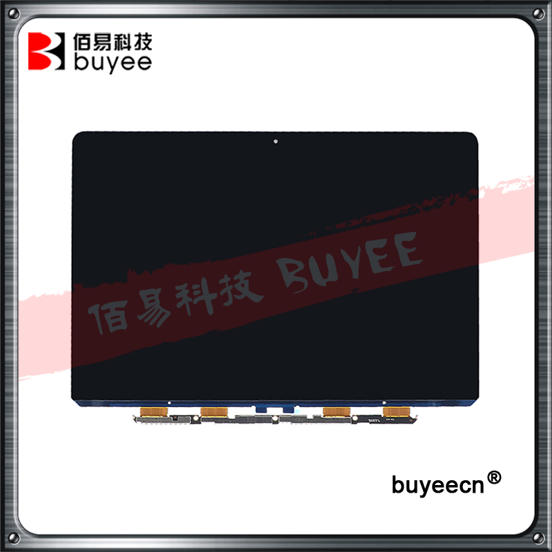 Original New 15 A1398 LCD Screen Display Assembly For Macbook Pro Retina 15.4'' Mid 2015 A1398 LCD Panel Replacement image