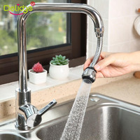 1Pc 360 Degree Rotating Aerator Tap Nozzle Faucet Nozzle Filter Sink Washing Spray Head Water Saving Diffuser Kitchen Accessorie|Faucet Extenders| |  -