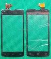 Frete grátis, Tela de toque Original para Philips W8510 celular vidro Original para Xenium CTW8510 do telefone móvel