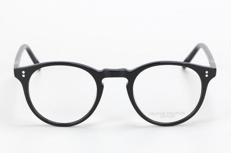 b7fbeda622 High quality Vintage optical glasses frame OV5183 o malley eyeglasses oculos  de grau eyewear frame-in Eyewear Frames from Apparel Accessories on ...