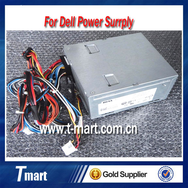 ФОТО 100% working desktop For Dell T3500 H525EF-00 Power Supply,Fully tested.
