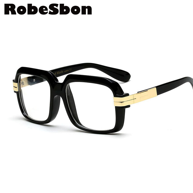 Homens new moda óculos de sol das mulheres de grandes dimensões do vintage  grandes óculos de armação para as mulheres retro eyewear óculos lunettes de  ... bcf42baade
