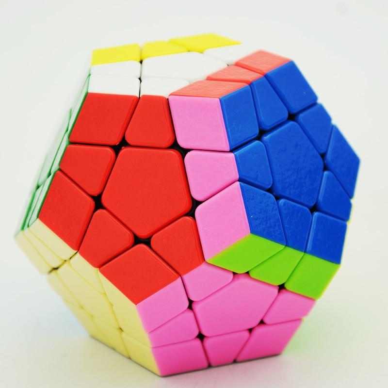 Lefun Shengshou Gem 3x3x3 Magic Cube Speed Twist Puzzle Cubes Educational Special Toys For Children Magic Cubes