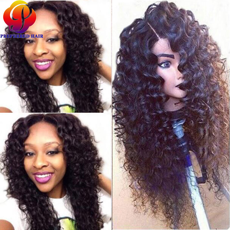 Hot Synthetic Lace Front Wigs With Baby Hairs African