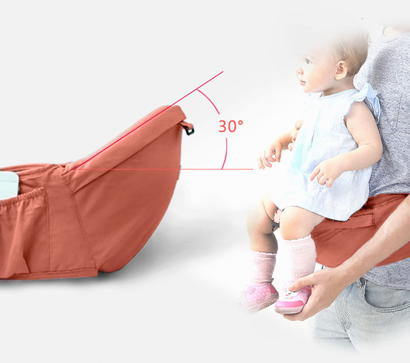 Breathable Portable Kangaroos Baby Backpack And Ergonomics Baby Carrier For 1-36M Babies 8