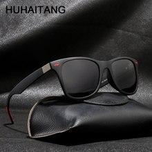 HUHAITANG Luxury Classic Polarized Sunglasses Men 2019 Outdo