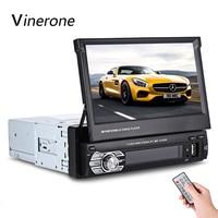 Vinerone Car Radio Autoradio 1din Auto GPS Bluetooth Car Stereo 1 din 7HD Touch Screen Handsfree FM USB SD MP5 Car Audio Player