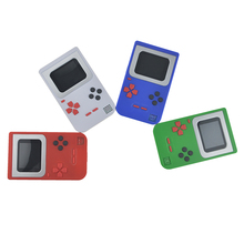 Portable Handheld Game Player HKB-508 2.0'' Color Screen Ultra-Thin Video Games Consoles 268-in-1 Classic Child Games