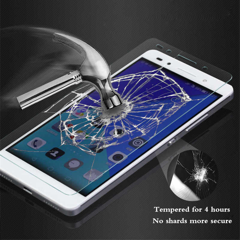 Tempered Glass For Huawei P6 P7 P8 P9 P10 P20 P30 Lite Pro 2017 Honor 6 7 8 9 10 Lite 3X 4X 5X 6X 7X 4A 4C 5C Premium Protective