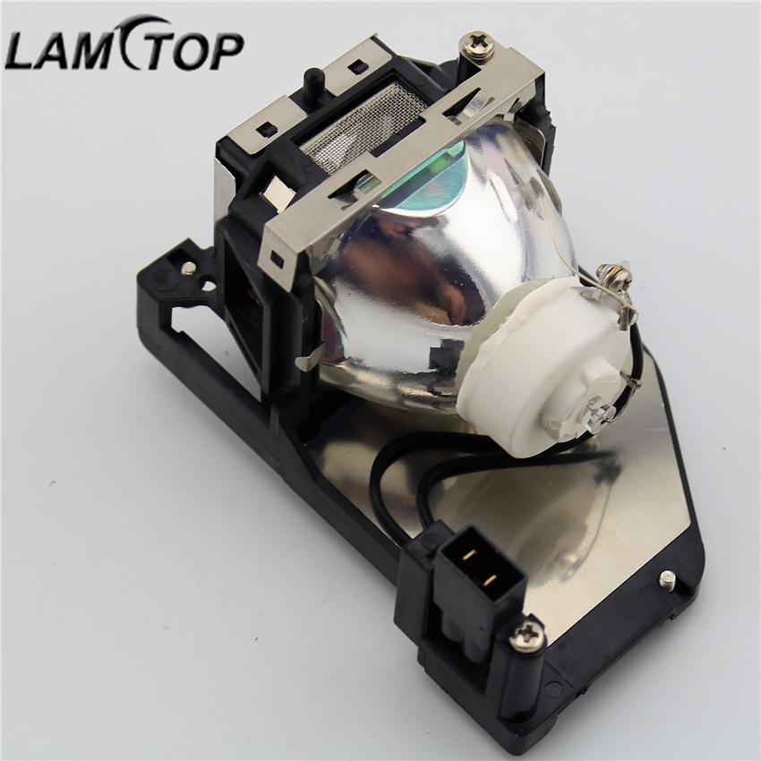 LAMTOP compatible lamp with housing POA-LMP141/610 349 0847 for PLC-WL2500C/PLC-WL2503/PLC-WL2503C free shipping lamtop compatible bare lamp 610 308 3117 for plc sw35