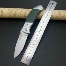 Folding Knife  Pocket Survival Knife Herbertz 304SS  Blade G10 Handle Tactical Hunting Knifes Camping Knives Outdoor Tools h01