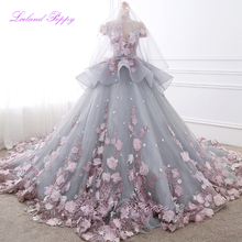 LCELAND POPPY Ball Gown Wedding Dresses Bridal Gowns