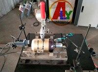 soft bearing type turbocharger balancing machine for UAV turbochargers
