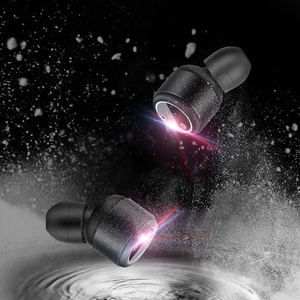 Image 5 - Auriculares Bluetooth 5,0 TWS inalámbricos manos libres inalámbricos auriculares deportivos resistentes al agua con caja de carga de micrófono PK X2T