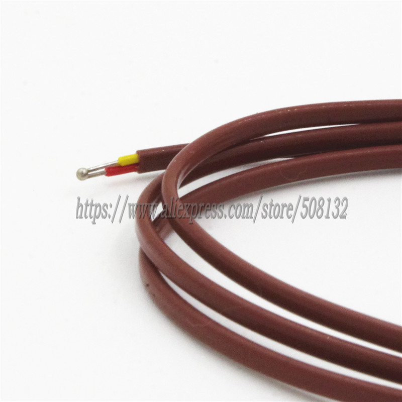 Image 5 - Type K Thermocouple replace Fluke 80PK 1 For Thermometer 51 2 51  II 53 II 54 2B and Dual plugs 4mm Banana adapterthermocouple  flukethermocouple typethermocouple k