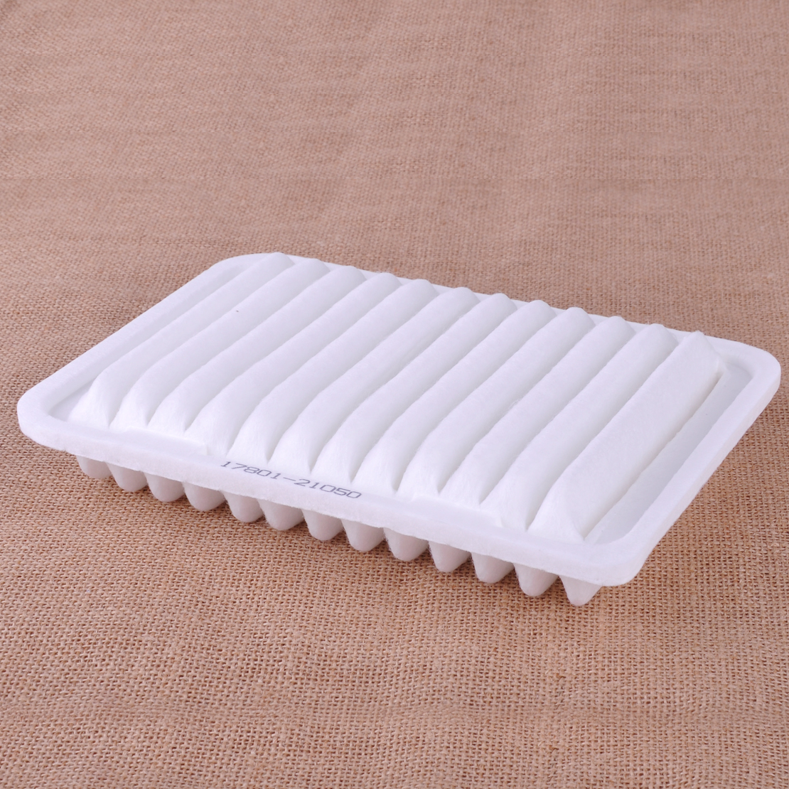 Citall 17801 21050 ca10190 white engine cabin air filter fit for toyota corolla matrix yaris