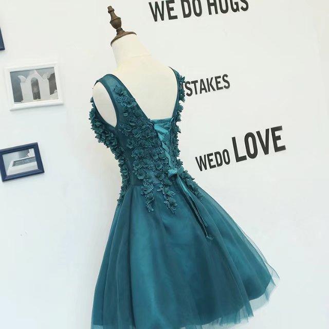vestido de formatura curto