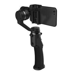 Image 5 - Funsnap Capture 3 축 휴대용 스마트 폰 짐벌 Gopro 안정제 for iPhone Xs Max XR Pixel Gopro 7 6 5 Y EKEN H9