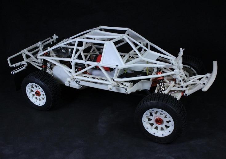 Baja SC 5T Nylon roll cage Car Shell