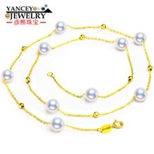 perlas 18 YANCEY brillo