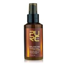 1PC 100ml PURC Balancing Conditioner Spray Anti-Static Replenishes Moisture Argan Oil