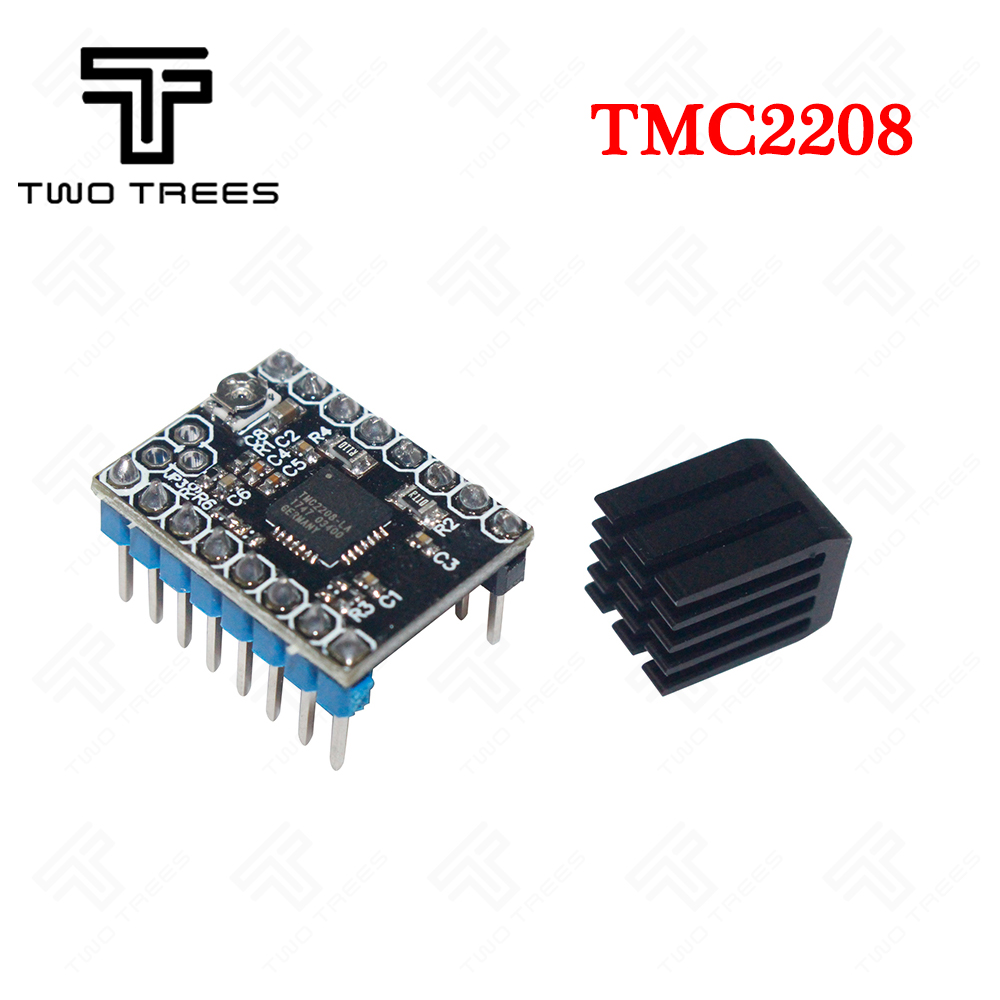 Best motherboard (TMC2130/TMC2208/TB67S109) Stepping Motor Driver Replace Driver with CD-20 Ceramic Screwdriver for 3d print new 845gv motherboard with 478pin 845 1 isa slot 1 com with driver cd
